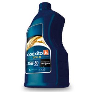 Lubricante Coexito gold 15W-50 cuarto