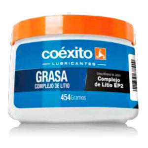 Coexito grasa mineral de complejo de litio